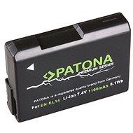 PATONA für Nikon EN-EL14 - Kamera-Akku