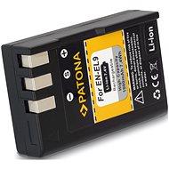 PATONA für Nikon EN-EL9 - Kamera Batterien