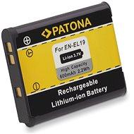 PATONA für Nikon EN-EL19 - Kamera Batterien
