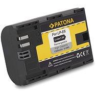 PATONA für Canon LP-E6 - Kamera Batterien