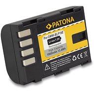 PATONA für Panasonic DMW-BLF19 1860mAh Li-Ion - Kamera Batterien