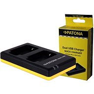 PATONA  Foto Dual Quick Sony NP-FW50 - Ladegerät