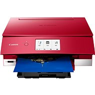 Canon PIXMA TS8352 rot - Tintenstrahldrucker