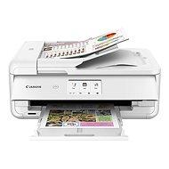 Canon PIXMA TS9551C weiß - Tintenstrahldrucker