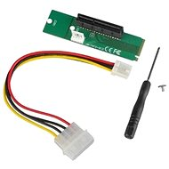 ANPIX-Adapter von NGFF M2 (key M) zu PCI-E 4x - Adapter