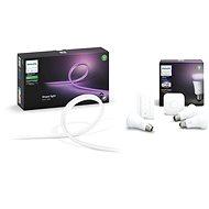 Philips Hue White and Color Ambiance Outdoor LightStrips 5M + Philips Hue White and Color ambiance 1 - Sada chytrého osvětlení