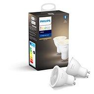 Philips Hue White 5W GU10 Set 2St - LED-Lampe