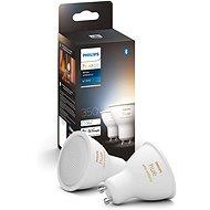 Philips Hue Weiß Ambiance 5.5W GU10 Set 2tlg - LED-Lampe