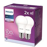 Philips LED 12,5-100 W, E27 4000 K, 2 Stk - LED-Birne