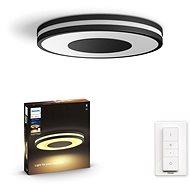 Philips Hue White Ambiance Being Hue Ceiling Lamp Black 1 x 27 Watt 24 Volt - Deckenleuchte