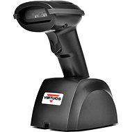 Virtuos CCD Wireless Reader HW-310A - Schwarz - Barcode Scanner