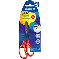 Pelikan Griffix für Rechtshänder - 15 cm - rot - Schere