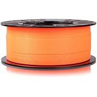 PLASTY MLADEČ 1.75mm ABS 1kg orange - Drucker-Filament