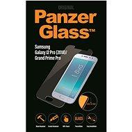 PanzerGlass Samsung Galaxy J2 Pro (2018) klar und deutlich - Schutzglas