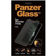PanzerGlass Standard Privacy für Apple iPhone XS Max / 11 Pro Max Clear - Schutzglas