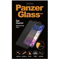 PanzerGlass Edge-to-Edge Privacy für Apple iPhone XR / 11 Black - Schutzglas
