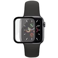 PanzerGlass SmartWatch für Apple Watch 4/5 44mm Black geklebt - Schutzglas