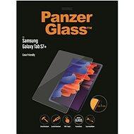 """PanzerGlass Edge-to-Edge für Samsung Galaxy Tab S7 + 12.4"""" transparent - Schutzglas"""