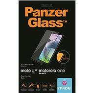 PanzerGlass Edge-to-Edge für Motorola Moto G 5G/One 5G Ace - schwarz - Schutzglas