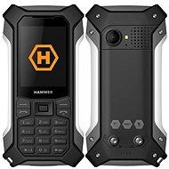 MyPhone Hammer Patriot Silber - Handy