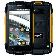 MyPhone Hammer Iron 2 orange-schwarz - Handy