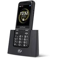 myPhone Halo Q Senior Schwarz - Handy