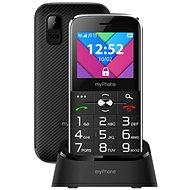 MyPhone Halo C Senior schwarz - Handy