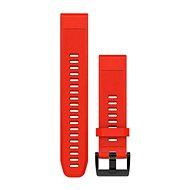 Garmin QuickFit 22 Silikonband rot - Armband