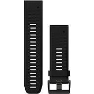Garmin QuickFit 26 Silikonband schwarz - Armband
