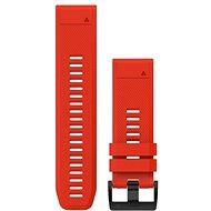 Garmin QuickFit 26 Silikon Rot - Armband