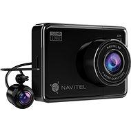 NAVITEL R9 Dual GPS (inkl. Radargeräten in 47 Ländern) - Dashcam