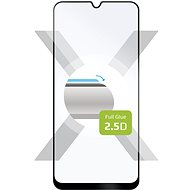 FIXED FullGlue-Cover für Samsung Galaxy M21 - schwarz - Schutzglas