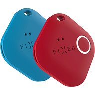 Bluetooth Lokalisierungschip FIXED Smile PRO Duo Pack - blau + rot
