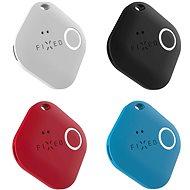 FIXED Smile PRO 4-PACK schwarz weiß blau rot - Bluetooth Lokalisierungschip