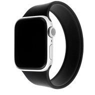 FIXED Elastic Silicone Strap für Apple Watch 38/40mm Größe XS schwarz - Armband