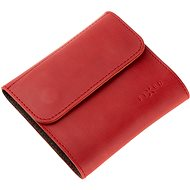 FIXED Smile Classic Wallet mit Smart Tracker FIXED Smile PRO rot - Portemonnaie