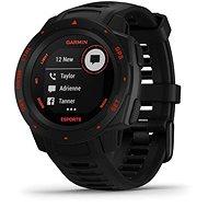 Garmin Instinct Black Lava e-Sport Edition - Smartwatch