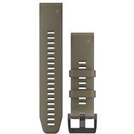 Garmin QuickFit 22 Silikon Khaki - Armband