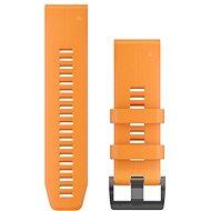 Garmin QuickFit 26 Silikonband Orange - Armband