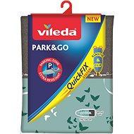 VILEDA Park&Go Überzug - Türkis - Auflage