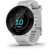 Garmin Forerunner 55 Whitestone - Smartwatch