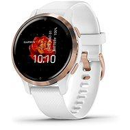 Garmin Venu 2S Rose Gold /White Band - Smartwatch
