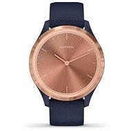 Garmin Vívomove 3S Sport RoseGold Blue - Smartwatch