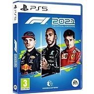 F1 2021 - PS5 - Konsolenspiel