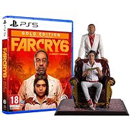 Far Cry 6: Gold Edition + Antón and Diego - Figur - PS5 - Konsolenspiel