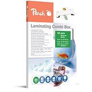 PEACH PPC500-03 Combi Box 100 Laminierfolien - Laminierfolie