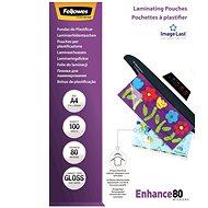 Fellowes A4 80 mic ImageLast - Laminierfolie