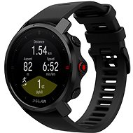 POLAR Grit X schwarz - Größe M/L - Smartwatch