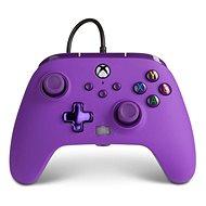 PowerA Enhanced Wired Controller - Royal Purple - Xbox - Gamepad