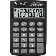 REBELL HC 108 - Taschenrechner